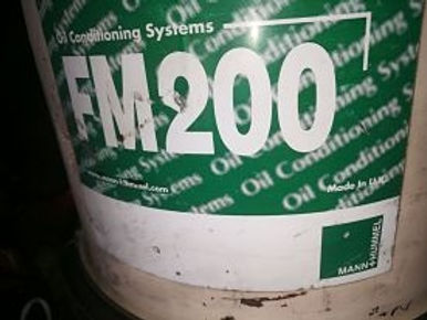 FM200 MANN&HUMMEL CENTRIFUGE FILTERS we sale and export in reasonable price quick delivery avail