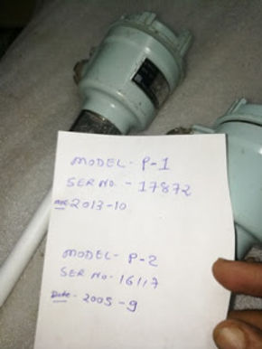 Model- p-1 FELLOW KOGYO CO LTD JAPAN model p1 New Capacitance Level Controller Model- p-2 FELLOW KOG