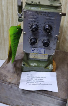 For sale 8520-312 UG-8 Governor RPM: 1125-1550 Woodward Governor Email: idealdieselsn@hotmail.com