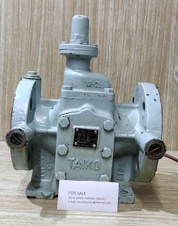 NHG-3MT TAIKO PUMP TYPE NHG – 3MT CAP 3m3/h SPEED 1200MIN−1 POWER 1.5KW Dis.press 0.15Mpa Suc.