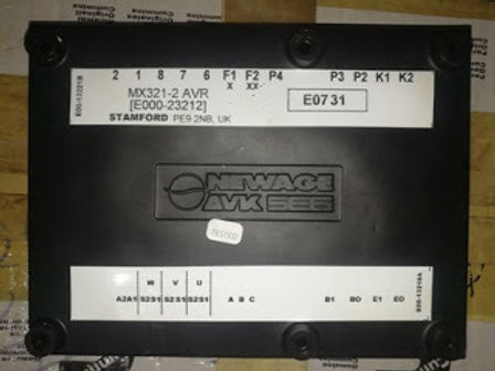 MX321-2 AVR [ E000-23212] new avr STAMFORD PE9 2NB UK NEWAGE AVK SEG we have for sale idealdieselsn@