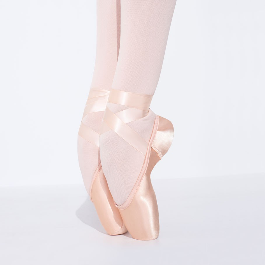 Pink Pointe Shoe