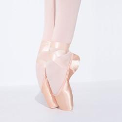 Pink Pointe Shoe