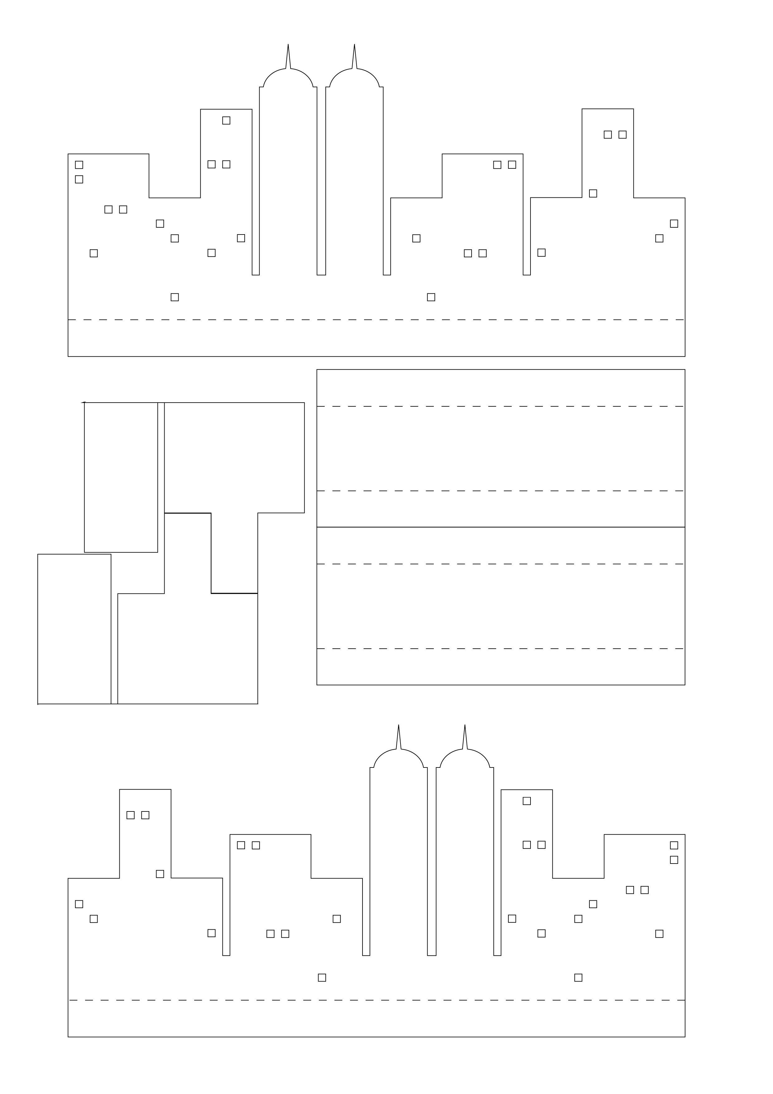 Tokyo Pop Up Card Buildings