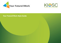 YourFuture@Work Style Guide Cover