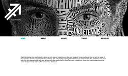Type Fanatics Website Page Home