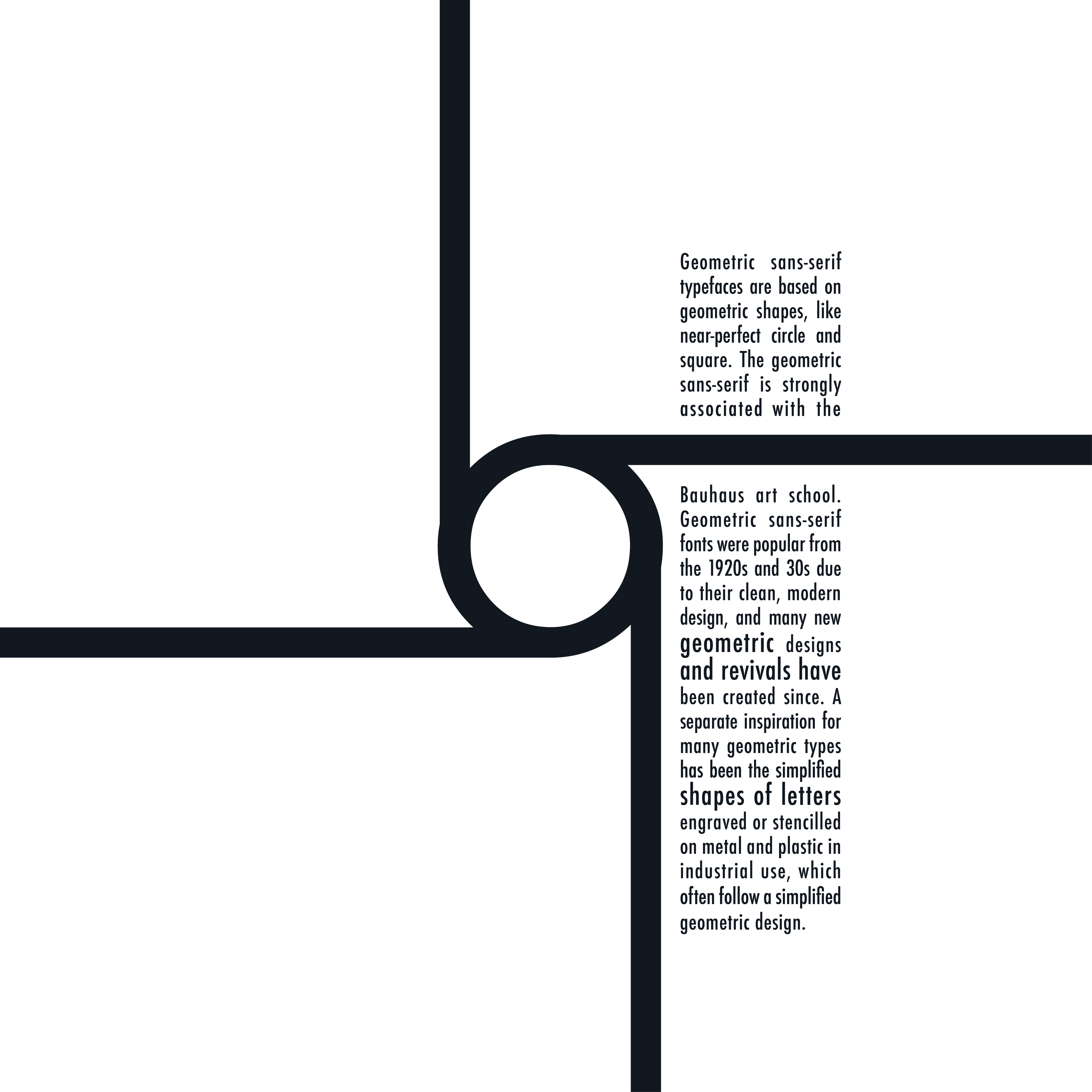Futura Type Card 3