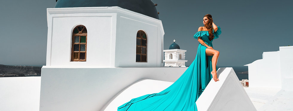 turquoise dress for wedding