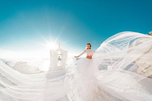 28. White skirt