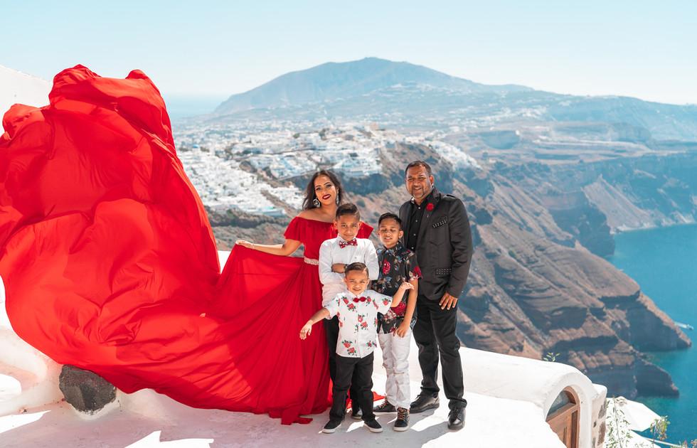 family of 5 photoshoot ideas