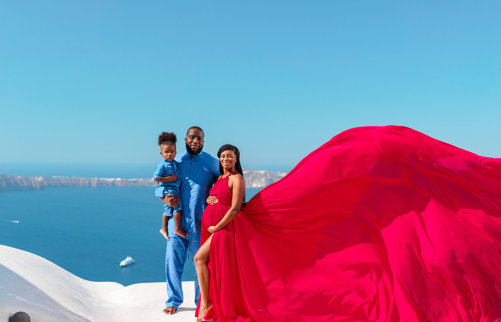 family maternity photo ideas