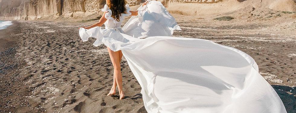 31. White dress