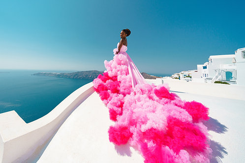 2. Cloud dress