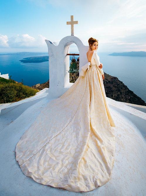 """32. Wedding dress """"Asia"""" by Lorenzo Rossi"""