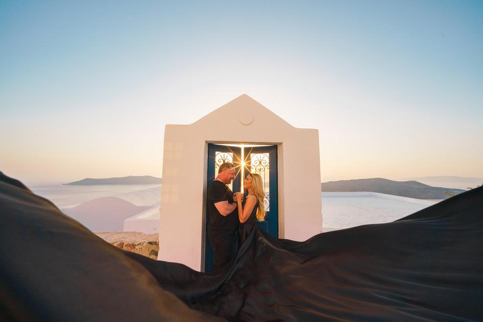 engagement photo dresses