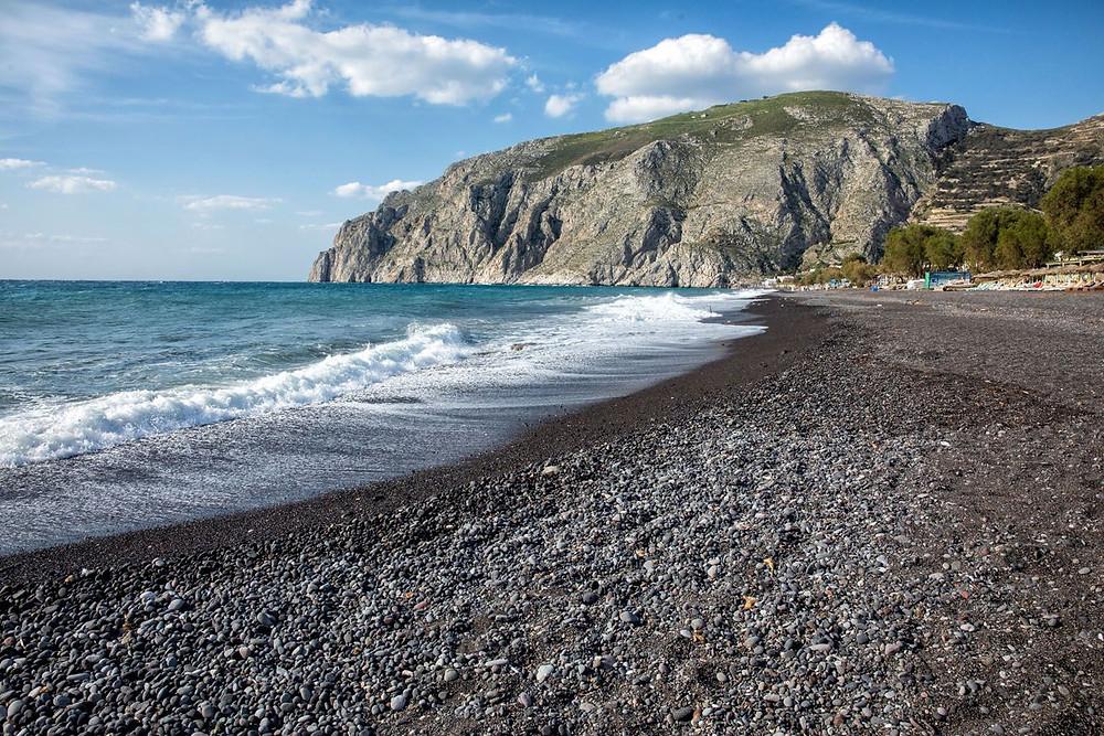 santorini beach greece