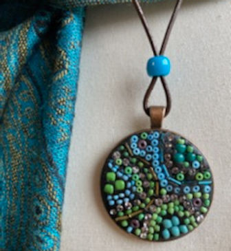 ArtNight-micro mosaic pendant.jpg