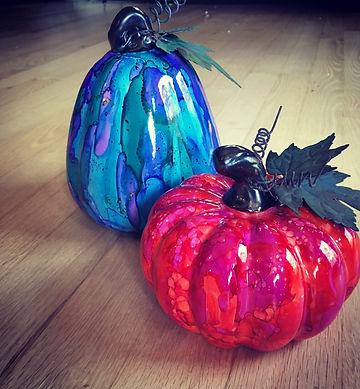 ArtNight-Alcohol Ink Pumpkins.jpg