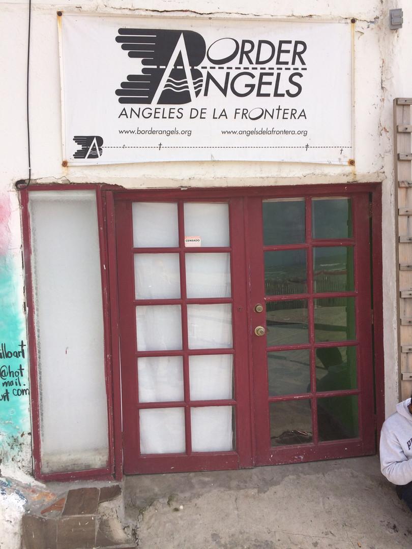 Border Angels Office, Tijuana