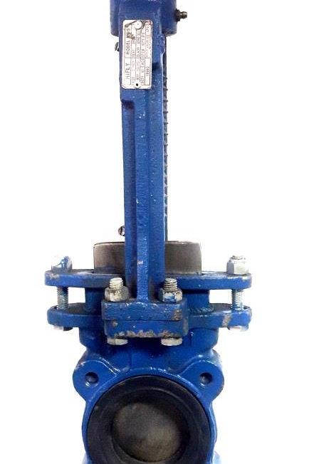 CUCHILLA G/P  A216/316/EPDM LUG 150  3`` HF