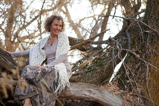 Maria Muir Healing in Tree