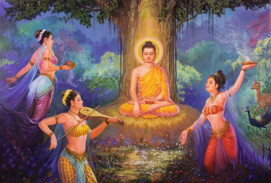 Enlightenment | The Story of Lord Gautama Buddha