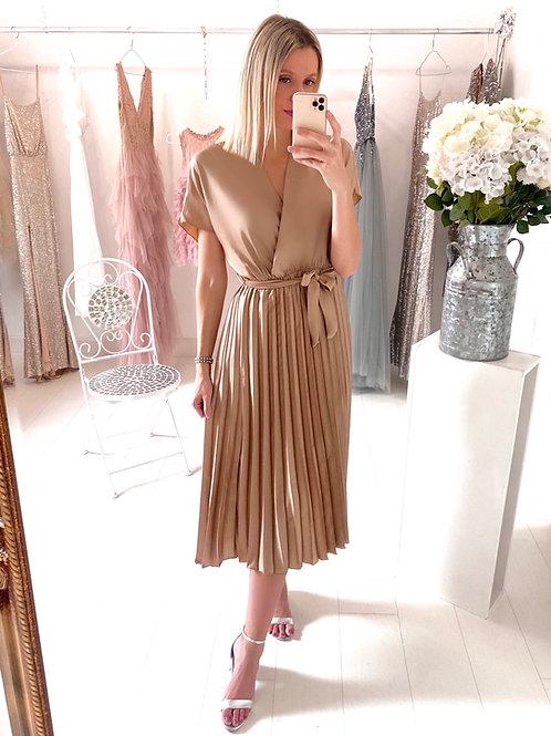 Cleopatra Dress / Mocca