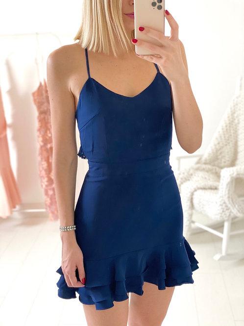 Blue Romance Kleid