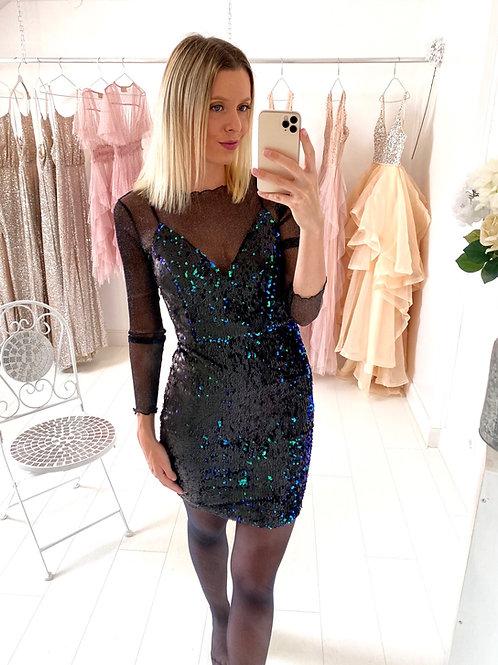 Lights On Dress / Black