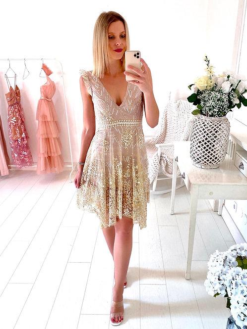 Angel Diamond Kleid