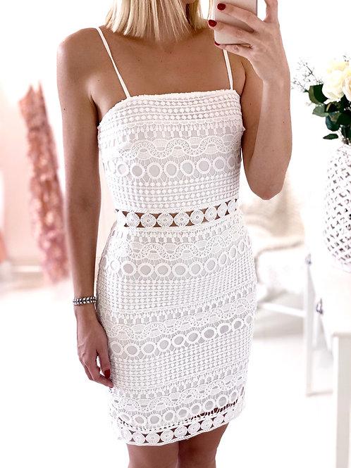 White Pearl Kleid