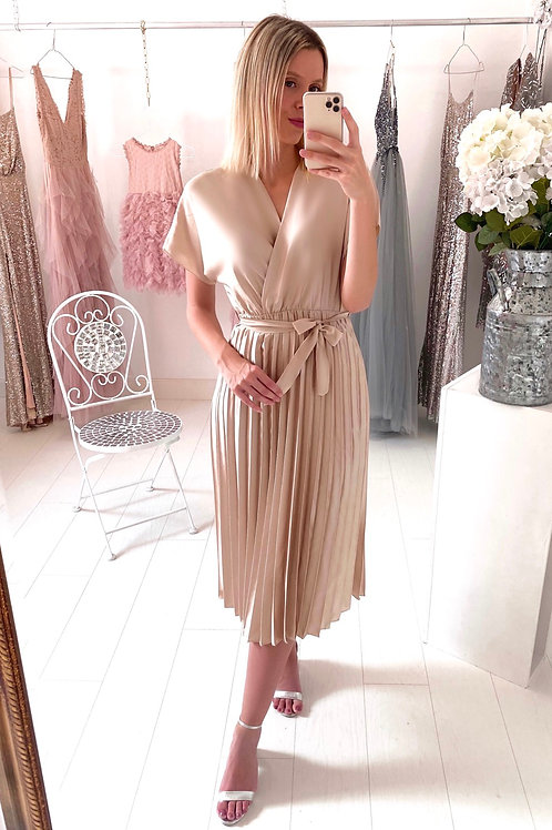 Cleopatra Dress / Sand