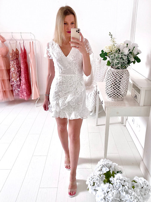 Lace Diamond Kleid