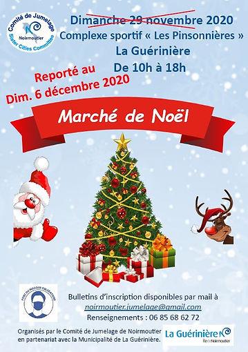 Marché de Noël 2020 reporté_Guérinière.J