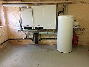 Hybride Systeem Warmtepomp