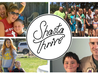 Shasta Thrive Donor Drive - Summer Youth Space