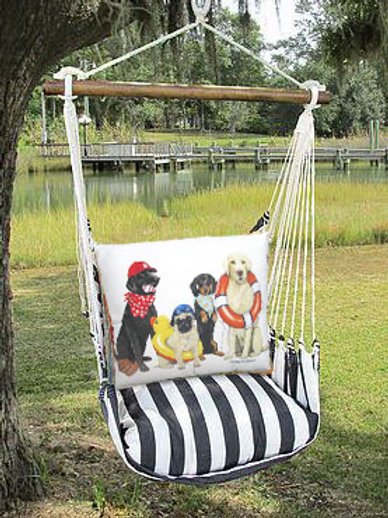 TB Swing Set w/ Dogs of Summer, TBMLT704-SP