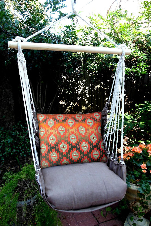 CH Swing Set w/ Southwest 2 Pillow, CHSTW2-SP