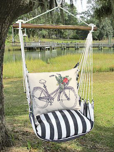 Holiday Bicycle Swing Set, TBRR818-SP