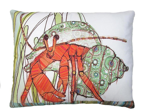 SP Pillow, Hermit Crab, RR501HP, 19x24
