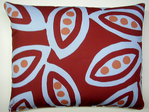 Peapods Pillow, PPHP, 19x24