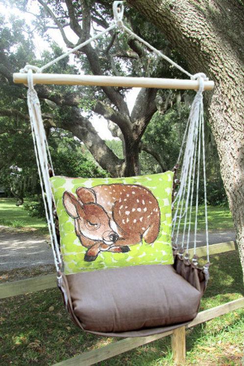 Sleeping Deer Swing Set, CHRR906-SP