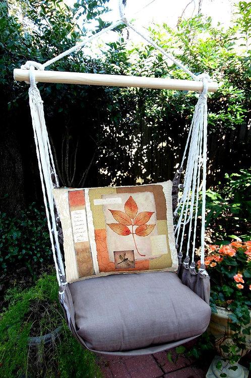 CHLF1-SP, Fall Leaf Swing Set