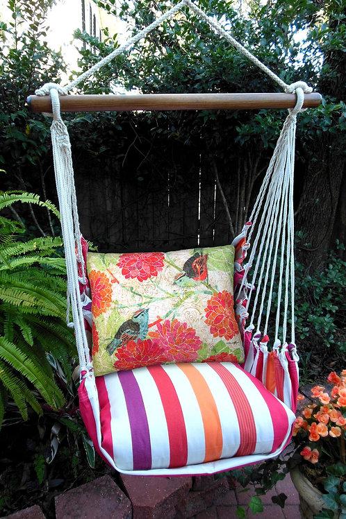 CR Swing Set, Flowers & Birds, CRTC513-SP