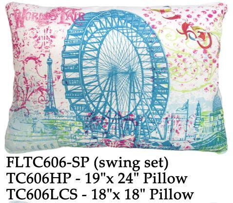 Ferris Wheel, TC606, 2 sizes