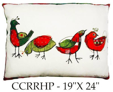 Christmas Chicks, CCRRHP, 19x24