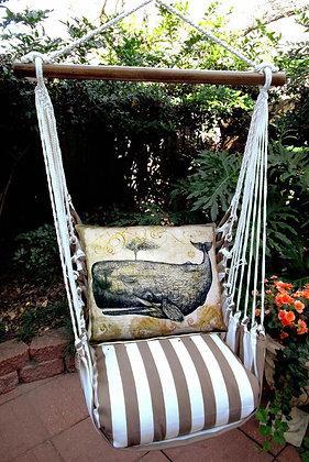 SC Swing Set w/ Whale Pillow, SCWHL-SP