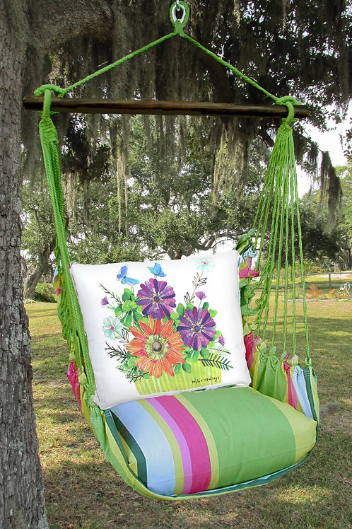 Small Bouquet Swing Set, FLRR911-SP
