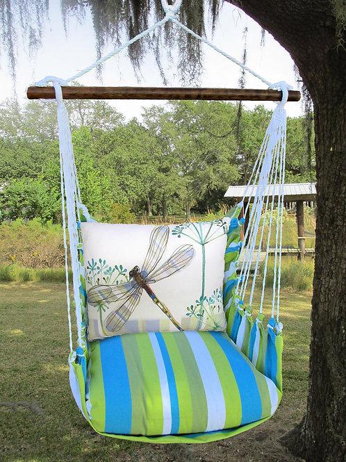 BB Swing Set w/ Dragonfly,  BBRR604-SP