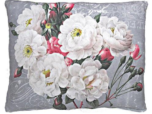 TC204, White Roses, 2 sizes